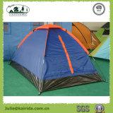 Domepack 2人の単層のキャンプテント