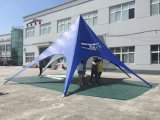 Outdoor Blue Spider Advertising Cheap Star Shade Star Tent