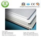 El panel de techo de aluminio prepintado