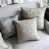 Almohadillas y amortiguadores al aire libre impresos lino del algodón para al aire libre