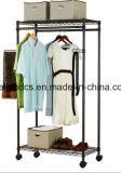 Le vêtement moderne vêtx le type différent de crémaillère de présentoirs procurable