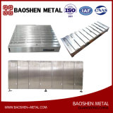 Fabricação de metal personalizada da folha da alta qualidade do fornecedor chinês