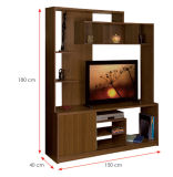 Mobiliario de sala de Gabinete de madera muebles de TV (HX-DR014)