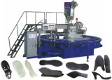 Ratary TPU/Tr Einspritzung-formenmaschine