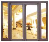 Австралийское стекло PVC Windows стандарта двойное для окна Customizecd (CY1011)