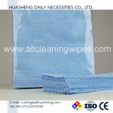 Forneça boa qualidade de toalhetes de limpeza não tecidos