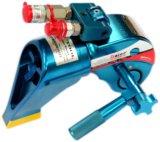 큰 놀이쇠에 석유 화학 산업에서 사용되는 유압 렌치