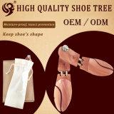 Esticador por atacado da sapata do cedro, árvore da sapata para a promoção