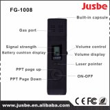 Микрофон 2.4G популярного представления Fg-1002 в реальном маштабе времени миниый беспроволочный для учителей