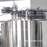 Máquina de rellenar en botella de la bebida caliente para el jugo con pulpa