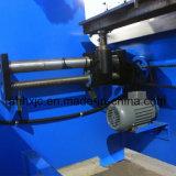 Wf67y 160t/4000 Digitalanzeigen-hydraulische Platten-verbiegende Maschine