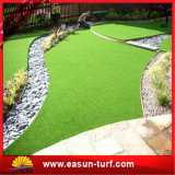 高品質40mm 4つのカラー庭の人工的な総合的な草の泥炭
