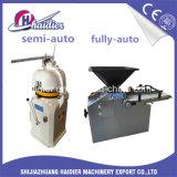 Divisor/cortador Semi-Autos de la pasta del acero inoxidable más redondo con eficacia alta