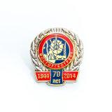 Badge en émail doux personnalisé pour cadeau