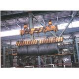 De industriële Elektrische Magneet van de Kraan voor het Opheffen van de Staaf van de Draad