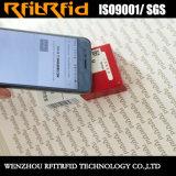 Tag descartáveis contra-roubo de 13.56MHz NFC