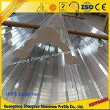 Profil en aluminium d'extrusion personnalisé par constructeur pour le profil de Fram