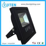 Projecteur des lumières d'inondation 10W DEL, idéal pour le parking, projets