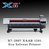 Xuli Digtial Drucker Xaar 1201*2 Schreibkopf-breiter Format Eco Sovent Drucker mit super hoher Auflösung des Drucken-2.5pl