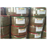 Fábrica chinesa tubulação de mangueira do acetileno do oxigênio de 8 x de 15mm
