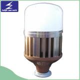 Lâmpada do bulbo do diodo emissor de luz com a gaiola de esfera plástica do diodo emissor de luz do brilho elevado