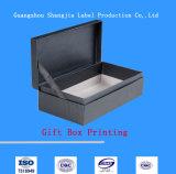 Rectángulo por encargo del cartón de papel acanalado y de regalo de la alta calidad