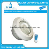 Luz LED piscina