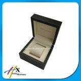 Boîte-cadeau en bois de luxe de cadre de module de montre personnalisée par vente chaude