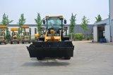 Beste verkaufenZl30 3ton Miniladevorrichtung schwere Baugerät-China-/kleine Ladevorrichtung/Rad-Ladevorrichtung für Verkauf