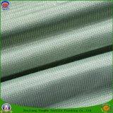Tela ignífuga impermeable viscosa tejida de la cortina del apagón del poliester