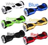 """Da mobilidade elétrica colorida do auto da velocidade 18km/H da polegada da fábrica roda de balanço esperta de equilíbrio Bluetooth do """"trotinette"""" 6.5 Hoverboard Ox-Bw5"""