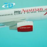 Oostenrijkse B767-300 ABS Plastic Boeing 27cm de Promotie ModelGift van het Vliegtuig