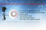 De navulbare GSM van de Batterij Draadloze Detector van de Rook