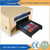 Heiße des Verkaufs-8 Größen-UVflachbettdrucker Farben-UVdrucken-der Maschinen-A3 mit Dx5 Schreibkopf