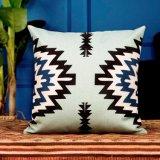型の枕Kilim新しい様式のレトロのAztectの綿の麻布のクッション