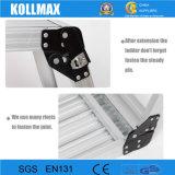 China-Lieferanten-Auto-waschende Aluminiumarbeitsbühne-Strichleiter