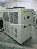 Luft abgekühlter Wasser-Kühler des Glykol-20tr mit 2 Rolle-Kompressoren