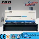 Máquina de estaca da guilhotina do CNC de Jsd QC11y-40*4000 para a venda