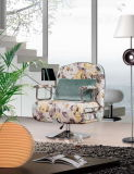 Multifuntionalのチェアリフトおよび単一のソファーベッド