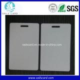 Smart card em branco sem contato de RFID para o comparecimento do tempo