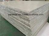 Fiberglas-Aluminiumwabenkern-zusammengesetzte Panels für weitere Laminierung mit Steinen