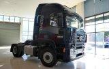 Caminhão do trator de Iveco Genlyon 4X2 com puxar da tonelada 60-80
