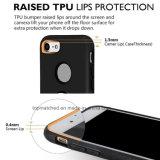 voor iPhone 7 plus Geval, zet de Roterende Magnetische Auto het Geval van de Telefoon van de Houder voor iPhone 7 plus op