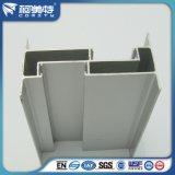 Profilé en aluminium / Extrusion en aluminium pour vitre coulissante en aluminium