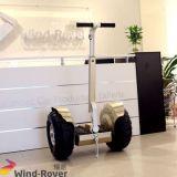 China de fábrica V6 + Equilibrio vehículo eléctrico Segway Scooter eléctrico
