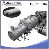 máquina de la protuberancia del tubo del PE del abastecimiento de agua de 16-63m m/línea plástica de Extrison del tubo