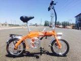 велосипед батареи лития 36V дешево складной электрический