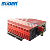 Suoer 태양 에너지 시스템 24V 220V 1500W 순수한 사인 파동 주파수 변환장치 (FPC-H1500B)