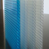 De UV Met een laag bedekte Comités van de Honingraat van het Polycarbonaat