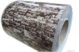 Деревянный цвет печатание цветка конструкции покрыл стальную катушку для по-разному страны